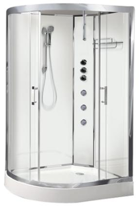 Opus Shower Cabins - 04 RW