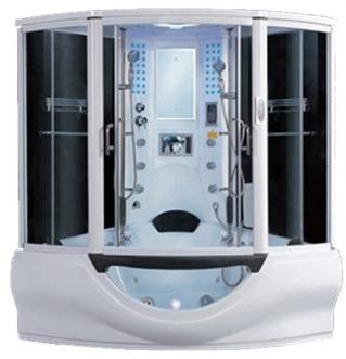 Aquaplus Large Whirlpool Shower Bath Smart Price