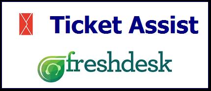 Freshdesk Ticket Support