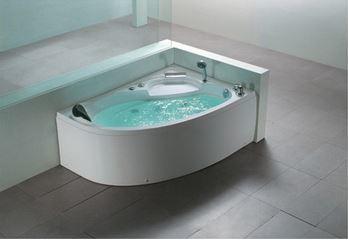 APA019 Corner Whirlpool Bath