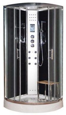 LW1 900mm steam shower cabin