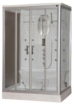 LW27 2 person steam shower