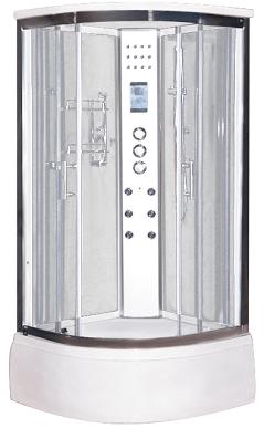 LW4 steam shower pod