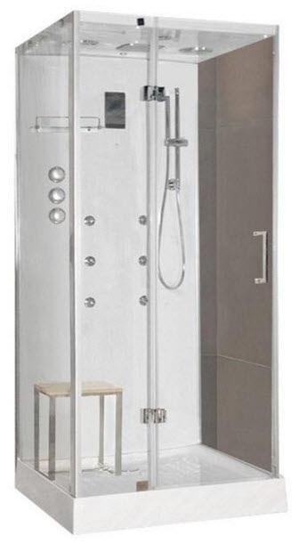LW6 Square Shower Cabin