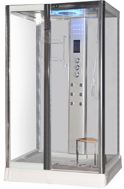 LW9 1200mm steam shower