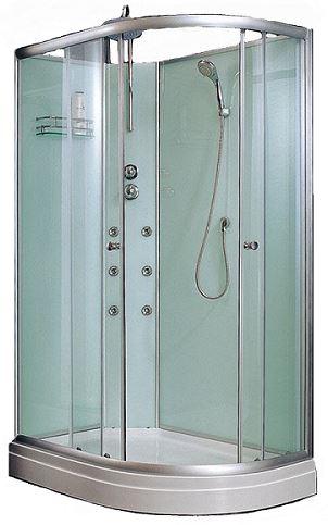 HY1208 1200mm offset shower enclosure