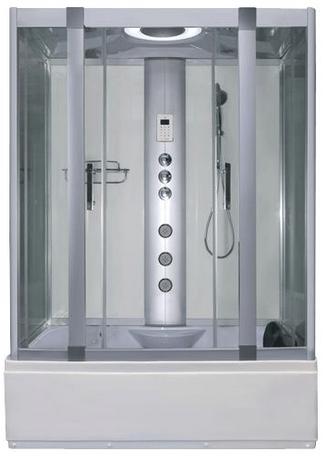 Aegean 1500 Whirlpool Steam shower