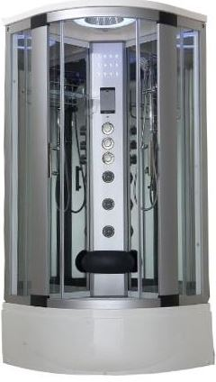 Serenity Rectangular Steam shower