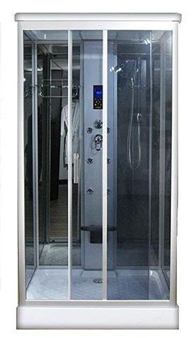 GT002 Rectangular Shower Cabin