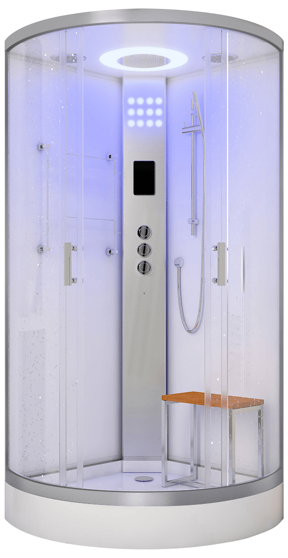 Lisna Water LW11 Corner Shower