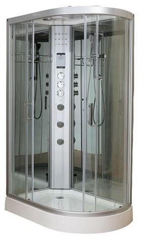left shower cabinet