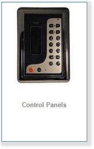 control panels shower cabins