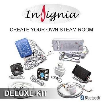 Deluxe Steam Room Kit