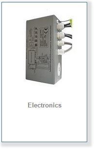 electronics for steam showers