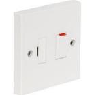 fused spur socket
