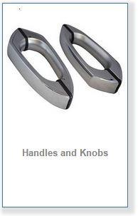 shower door handles and knobs