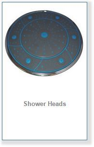 shower heads for shower cabins