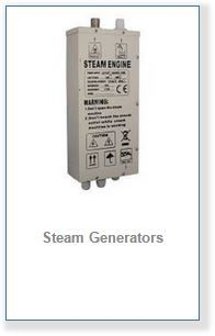 generators for steam showers