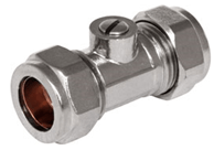 in-line isolation valve