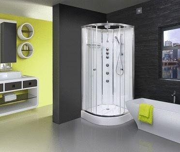 non-steam showers