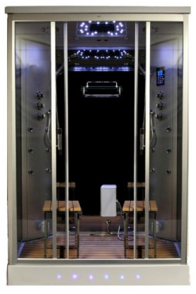 Insigna GT9005 Rectangular Steam Shower