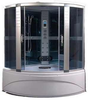 AP9018 steam shower whirlpool bath.