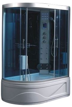 AP9003 Elongated Steam Shower