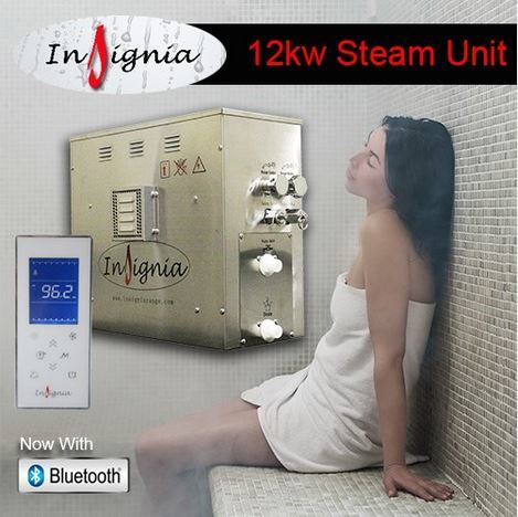 12kw Steam Generator