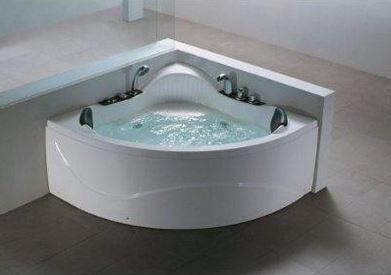 APA002 corner Whirlpool Bath