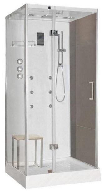 Lisna Waters - LW6 Square Shower Cabin