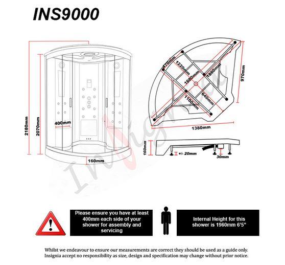 INS9000 Schematic