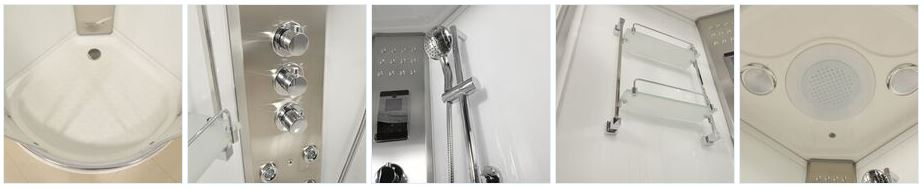 LW1 shower features