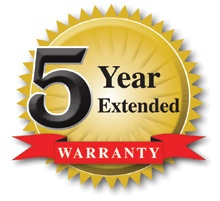 Sensual Spas 5 Year Extended Warranty