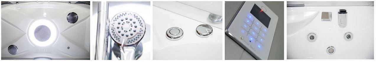 Aegean Whirlpool Features