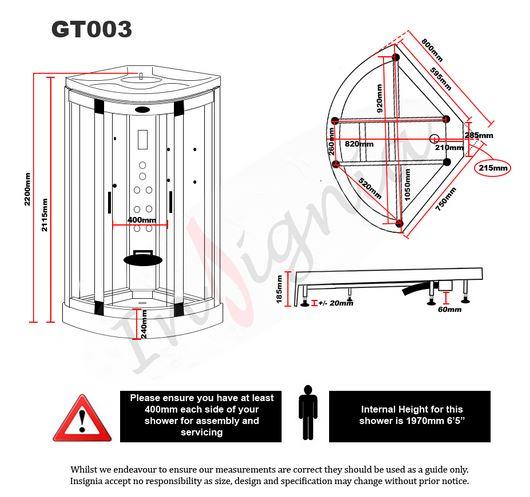 GT003 Schematic