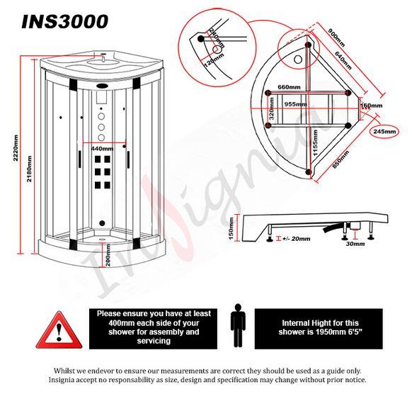 INS3000 Schematic