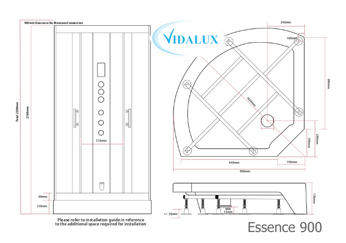 Essence 900 Schematic