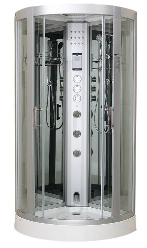 Vidalux Steam Shower Essence 800 In Mirrored