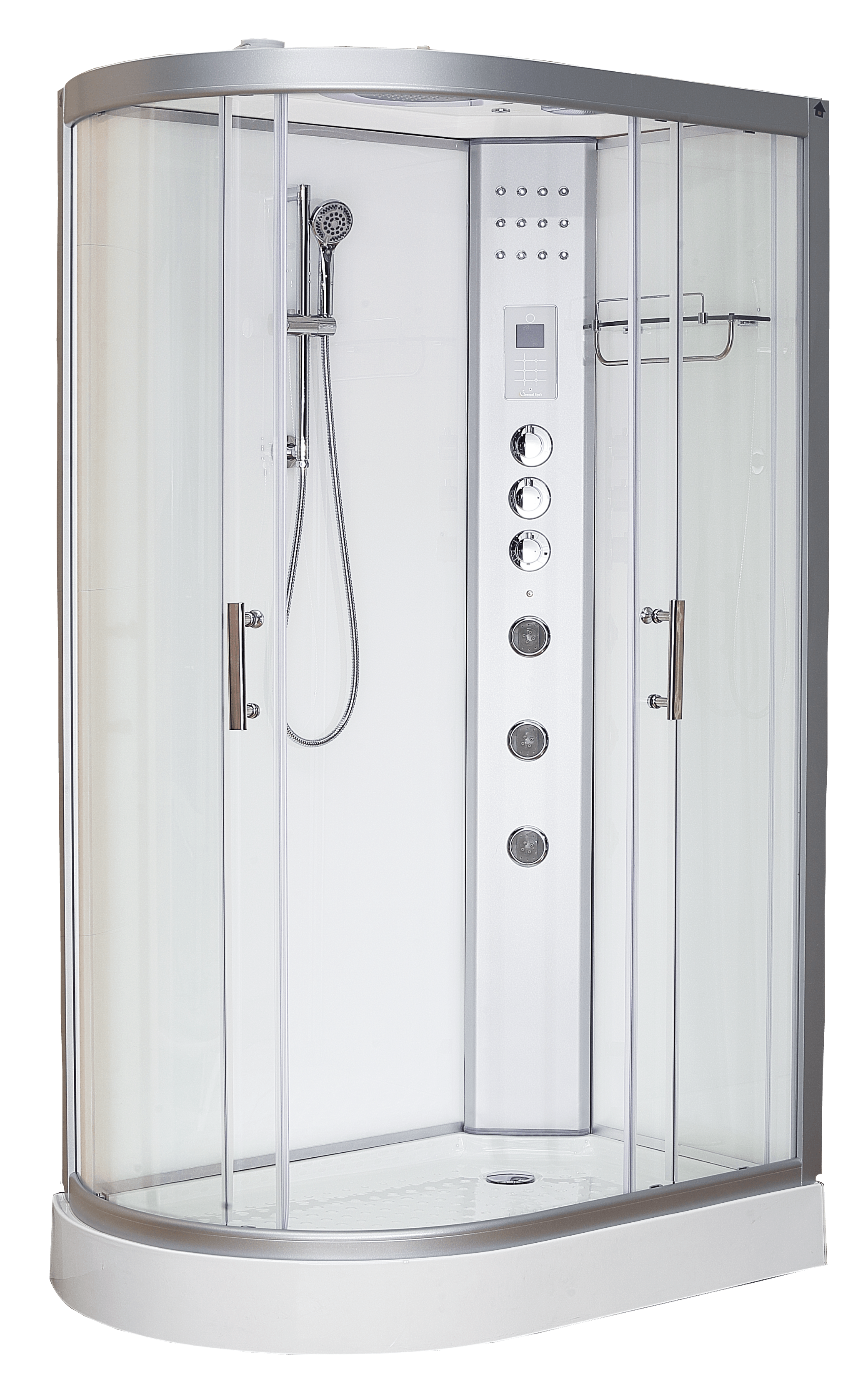 Hydro Plus 1200 Right Shower Cabin