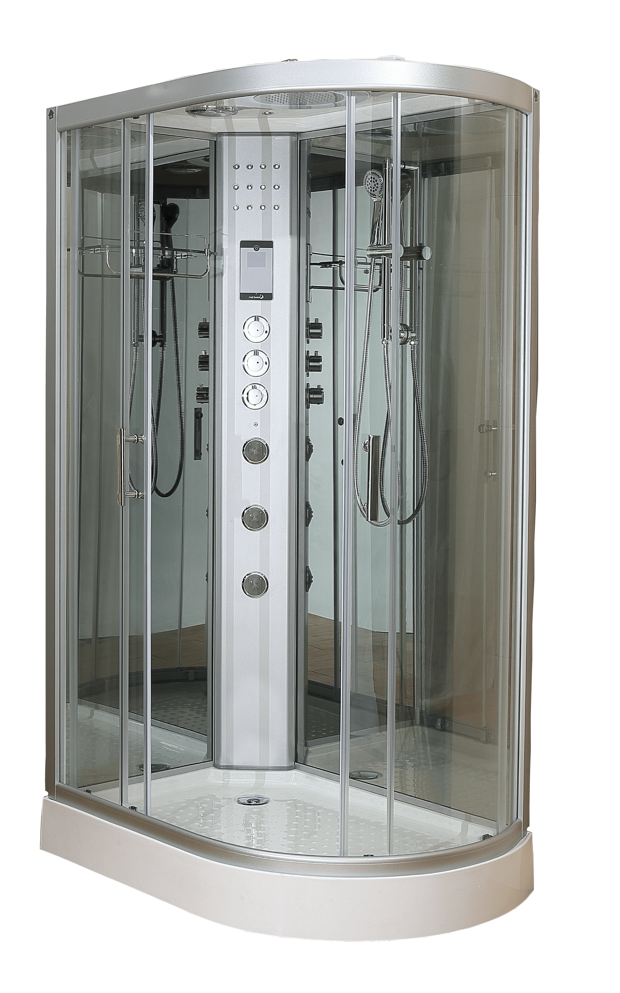 1200 left shower cabinet