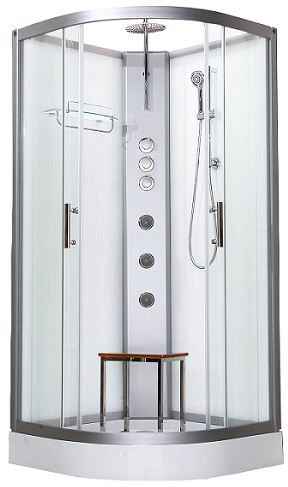 Pure 900 Shower Cubicle