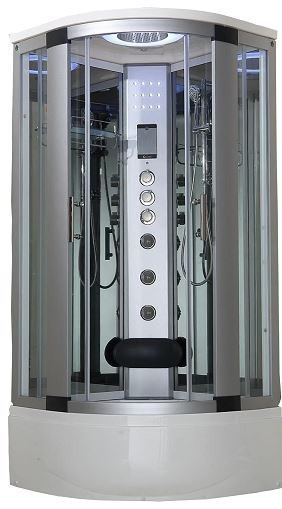 900 high tray steam shower