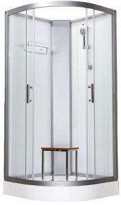 Pure E Electric Shower Cabin