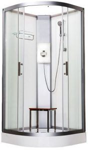 900mm Electric Shower Pod