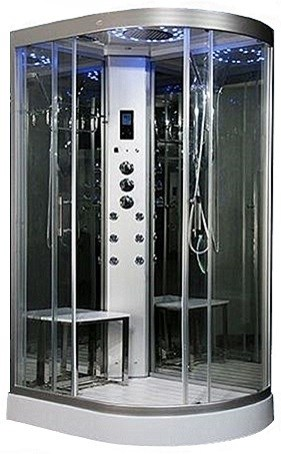 INS5000L Mirror Interior Shower
