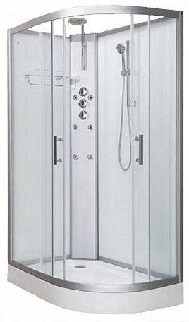 Vidalux Shower Cabins - Pure 1200L White