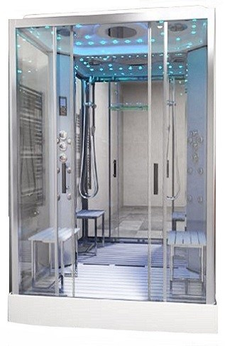 Twin Shower 1400 x 900