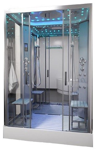 Insignia Twin Steam Shower