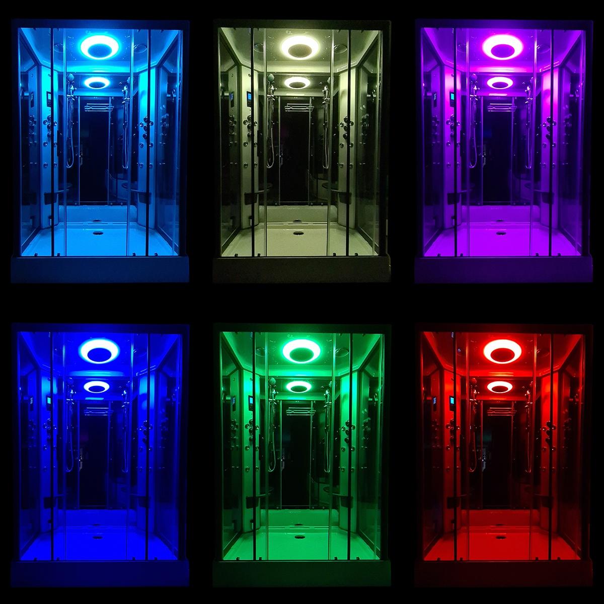 Chromotherapy Lighting