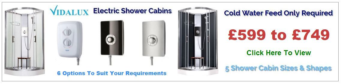 Electric Shower Cabins